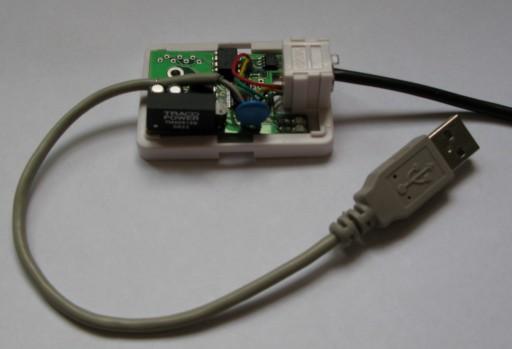 Преобразователь USB-RS485.