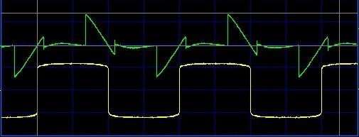 Управление симистором с микроконтроллера